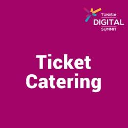 Ticket Catering -  2ème jour